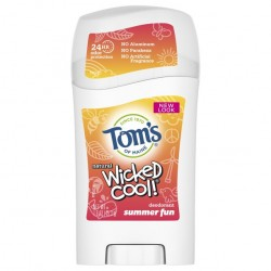 Tom's of Maine Wicked Cool Deodorant [Summer Fun]